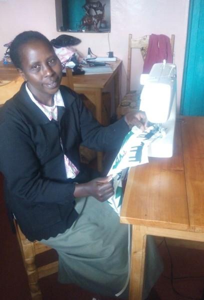 Alice Nyanguthii Waithaka (AW)